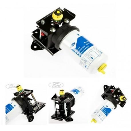 Porte filtre Gas-Oil complet FORD TRANSIT 2.2 TDCI 2.4 TDCI 3.2 TDCI