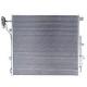 Condenseur climatisation RANGEROVER SPORT 5.0 LANDROVER Discovery IV 5.0 V8