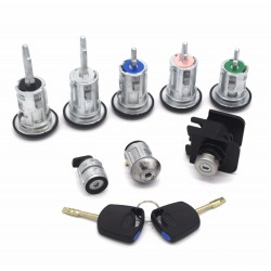 Kit Complet Neiman Barrillet Serrure FORD TRANSIT CONNECT